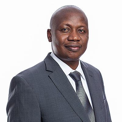 Barrack Onyango (Ag. General Manager, FBIM)