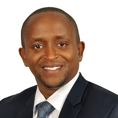 John Ndugi (Head of Institutional Banking)