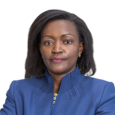 Rebecca Mbithi (Chief Executive Officer - Designate)