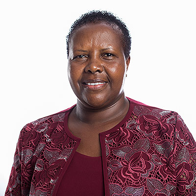 Dr. Ruth Waweru - Chair, Board Risk Management Committee