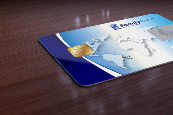 Family Bank Visa Credit Card