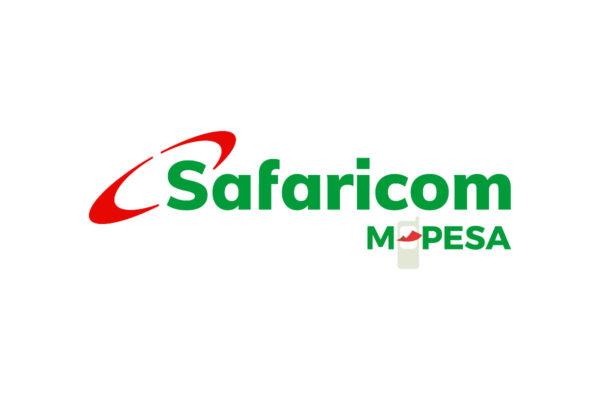 Safaricom M-Pesa Logo Lockup