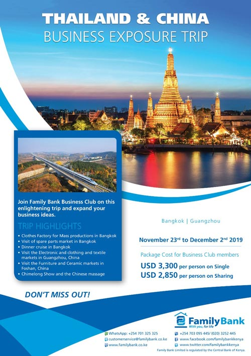 Thailand & China Business Exposure Trip