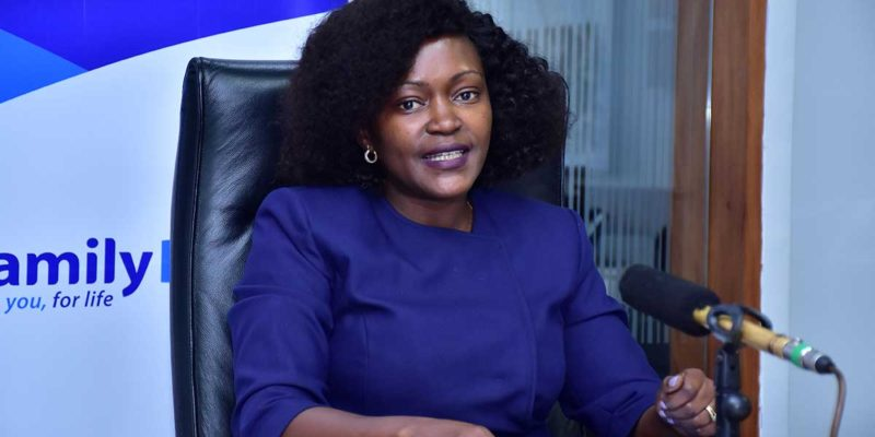 Family Bank CEO - Rebecca Mbithi